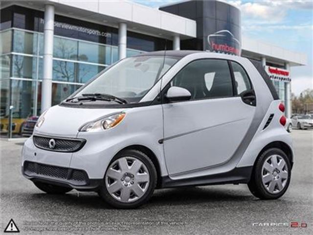 2015 SMART FORTWO Pure in Mississauga, Ontario