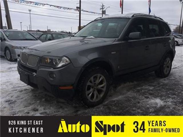 2009 BMW X3 30i/PRIDE OF OWNERSHIP/PRICED-QUICK SALE in Kitchener, Ontario