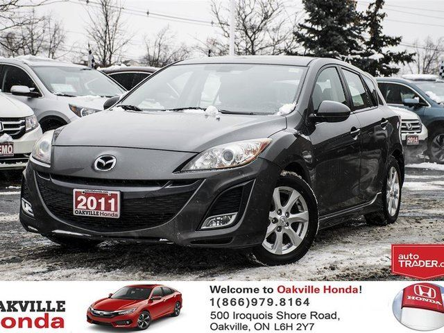 2011 MAZDA MAZDA3 GS at in Oakville, Ontario