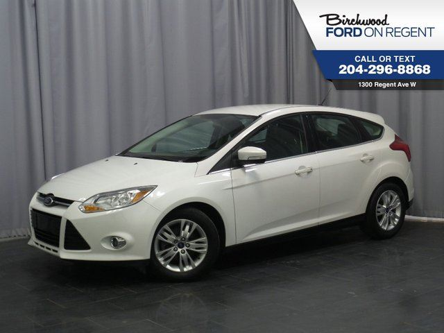 2012 FORD FOCUS SEL *Dual Zone Climate/Heated Seats* in Winnipeg, Manitoba