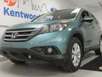 2014 Honda CR-V EX-L AWD with sunroof, heated power leather seats and a hatch for all your spacious needs in Edmonton, Alberta