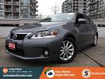 2012 Lexus CT 200h Base in Richmond, British Columbia