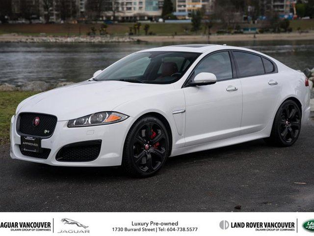 2014 JAGUAR XF XFR in Vancouver, British Columbia