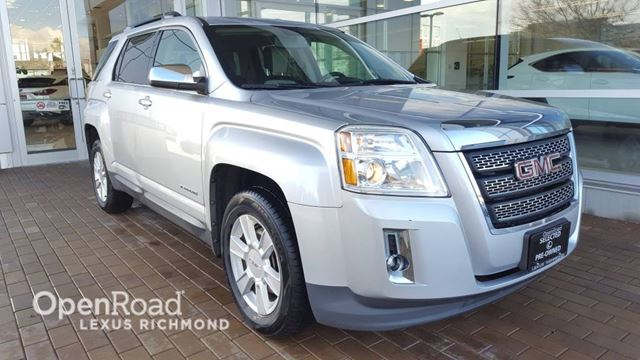 2010 GMC TERRAIN SLT-2 - No Accident in Richmond, British Columbia