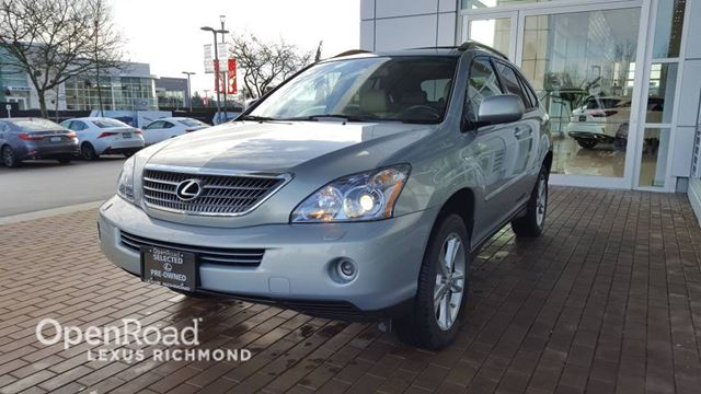2008 LEXUS RX 400 h Ultra Premium in Richmond, British Columbia
