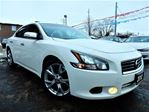 2012 Nissan Maxima 3.5 SV SPORT  NAVIGATION  PADDLE SHIFT in Kitchener, Ontario