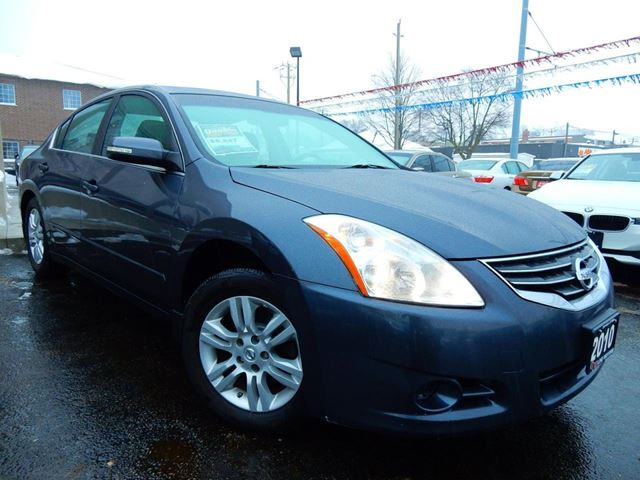 2010 NISSAN ALTIMA 2.5 SL  LEATHER.ROOF   ONE OWNER in Kitchener, Ontario