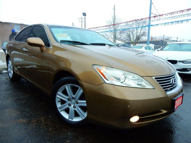 2009 LEXUS ES 350 PREMIUM  NAVIGATION  LEATHER.ROOF in Kitchener, Ontario