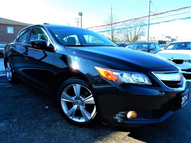 2014 ACURA ILX PREMIUM PKG  LEATHER.ROOF  BACK UP CAMERA in Kitchener, Ontario