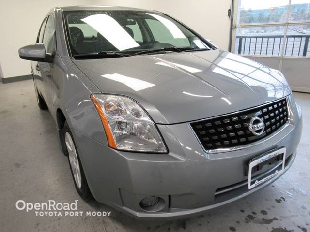 2008 NISSAN SENTRA 2.0 in Port Moody, British Columbia