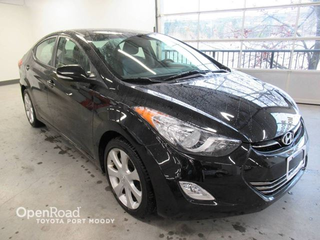 2012 HYUNDAI ELANTRA Limited in Port Moody, British Columbia