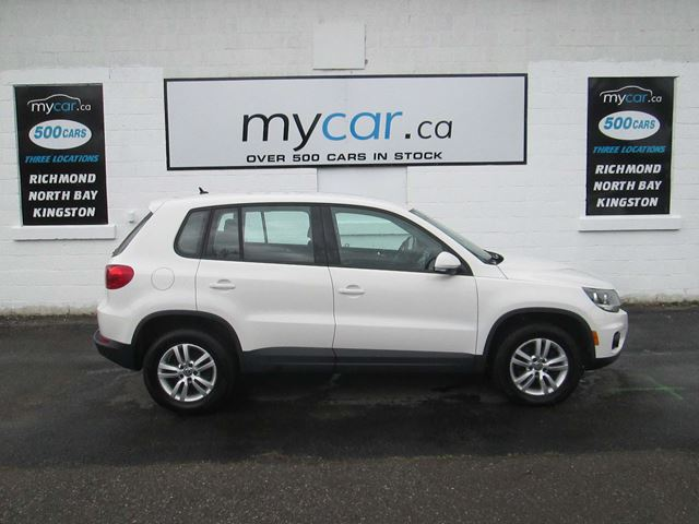 2014 VOLKSWAGEN TIGUAN Trendline in Kingston, Ontario