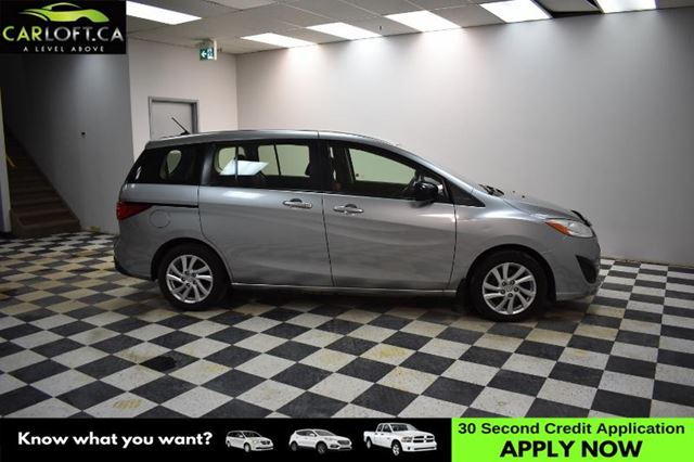2012 MAZDA MAZDA5 G5- CRUISE * ALLOY RIMS * A/C in Kingston, Ontario