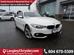 2014 BMW 428i xDrive *LOCALLY OWNED*DEALER INSPECTED* in Surrey, British Columbia