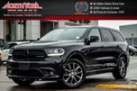 2017 Dodge Durango GT AWD Safety/Security Pkg Heat Seats Keyless_Go 20Alloys in Thornhill, Ontario