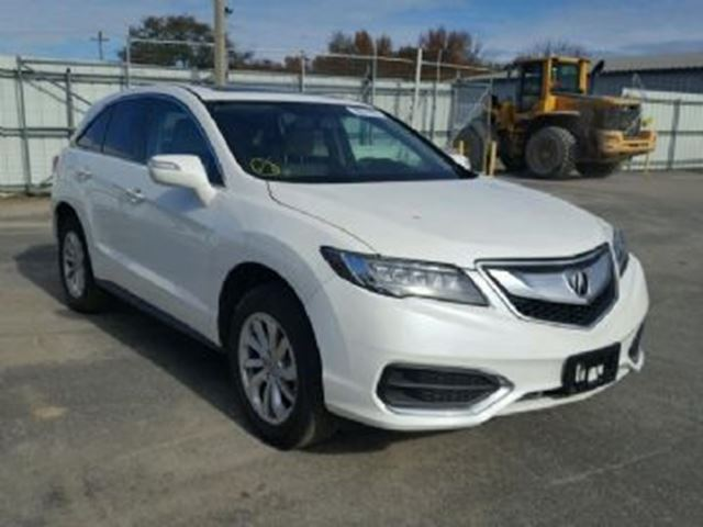 2016 ACURA RDX AWD 4dr Tech Pkg~ Very Very Nice~ in Mississauga, Ontario