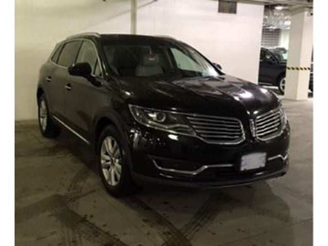 2016 LINCOLN MKX Reserve AWD in Mississauga, Ontario