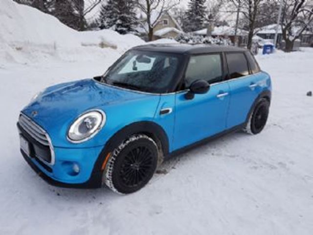 2015 MINI COOPER Sport Package, Automatic in Mississauga, Ontario