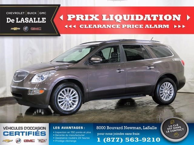 2011 BUICK Enclave CXL1 in Montreal, Quebec