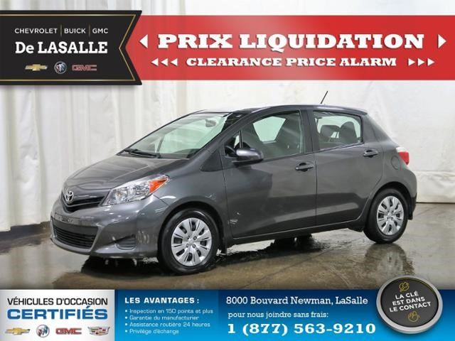 2014 TOYOTA Yaris CE in Montreal, Quebec