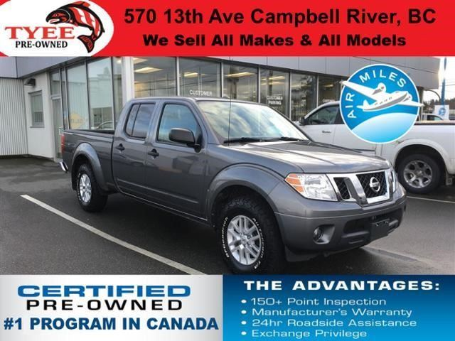 2016 NISSAN FRONTIER SL in Campbell River, British Columbia
