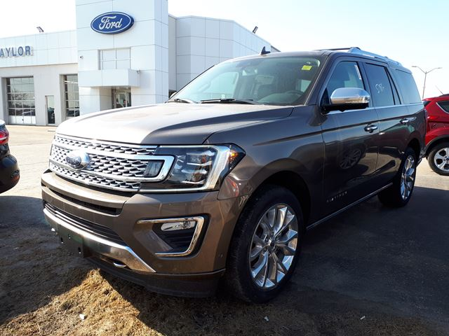 2018 Ford Expedition Platinum in Port Perry, Ontario