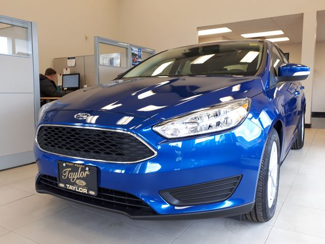2018 Ford Focus SE in Port Perry, Ontario