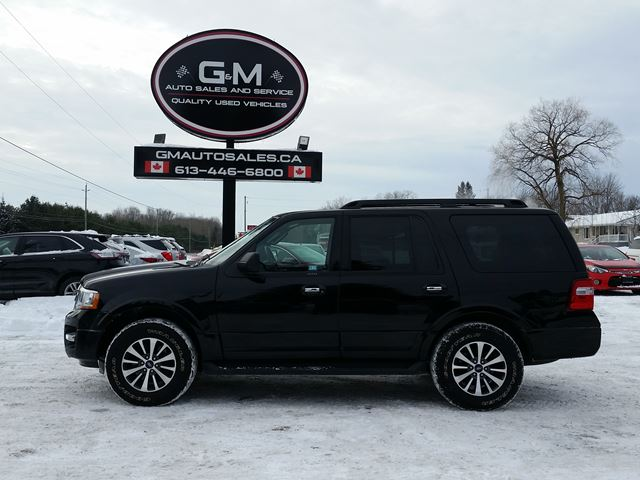 2017 Ford Expedition XLT in Rockland, Ontario
