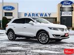 2016 Lincoln MKX AWD  1-OWNER  NO ACCIDENTS  $319 BIWEEKLY $0 DOWN in Waterloo, Ontario