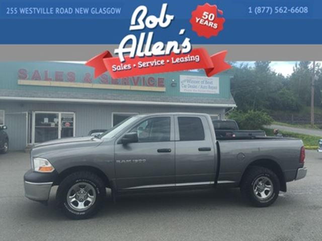 2012 DODGE RAM 1500 4X4 in New Glasgow, Nova Scotia
