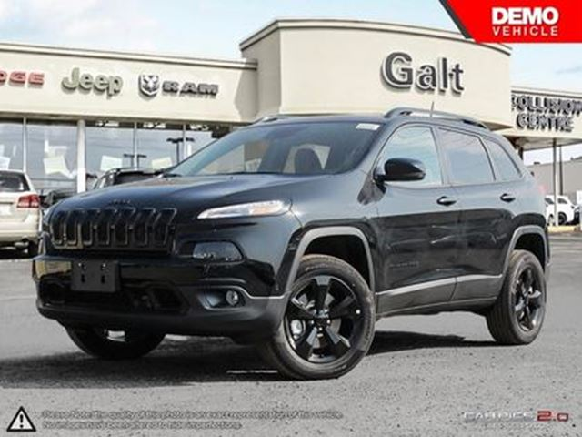 2018 JEEP CHEROKEE HIGH ALTITUDE 4X4 DEMO   SUNROOF NAV 8.4TOUCH LEAT in Cambridge, Ontario