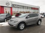 2012 Nissan Murano SL AWD LEATHER in Milton, Ontario