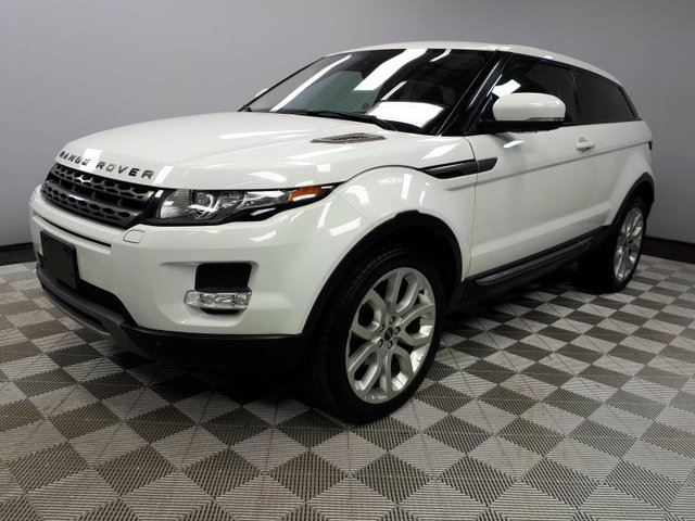 2012 LAND ROVER RANGE ROVER EVOQUE Pure Premium - Local Edmonton Trade In | Originally from BC | No Accident Claims | Navigation | Surround Camera System | Parking Sensors | Blind Spot Monitor | Adaptive Xenon Headlamps | Panoramic Glass Roof | Heated Windshield with Rain Sensing Wipe in Edmonton, Alberta