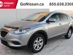 2014 Mazda CX-9 GS 4dr All-wheel Drive LEATHER, NAVIGATION, SUNROOF, LOW KMS! in Edmonton, Alberta