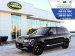 2015 Land Rover Range Rover SC Autobiography *WITH FOLDING STEPS* in Winnipeg, Manitoba