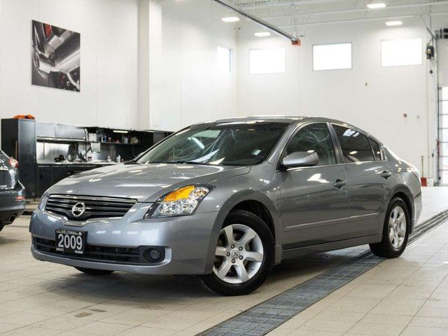 2009 NISSAN ALTIMA 2.5 SL w/Convenience Package in Kelowna, British Columbia