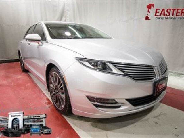 2014 LINCOLN MKZ 2.0H *LOADED* MOONROOF LEATHER BACK UP CAM in Winnipeg, Manitoba