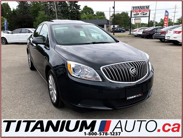 2015 BUICK VERANO Camera+Sunroof+Remote Start+MyLink+BlueTooth+XM+++ in London, Ontario