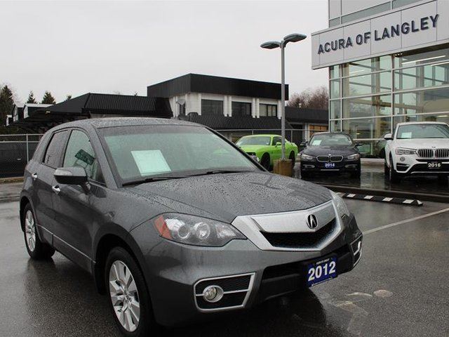 2012 ACURA RDX 5 sp at in Langley, British Columbia