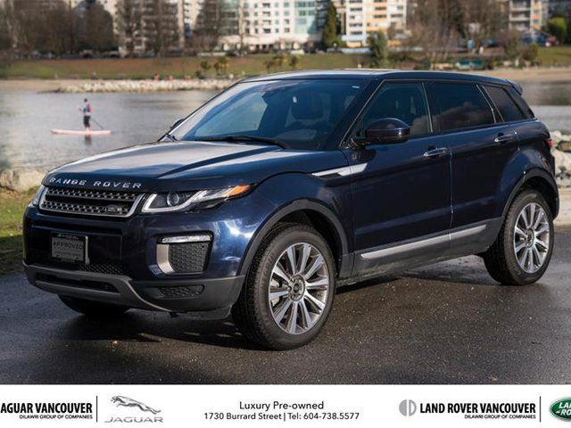 2016 LAND ROVER Range Rover Evoque HSE in Vancouver, British Columbia