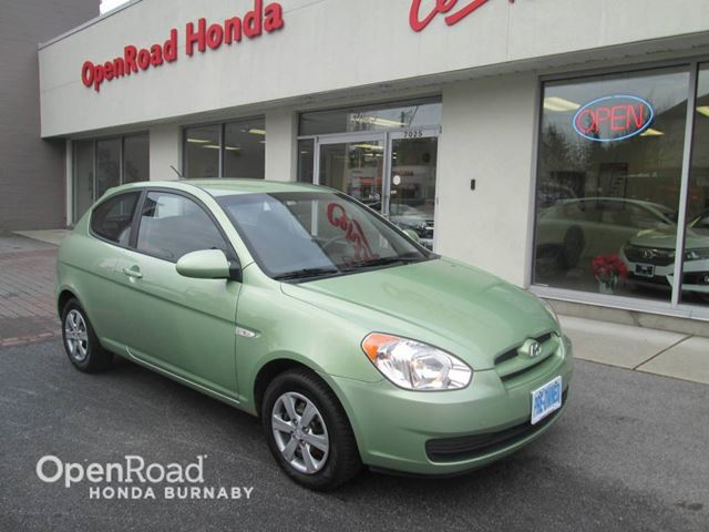 2008 HYUNDAI ACCENT L in Burnaby, British Columbia