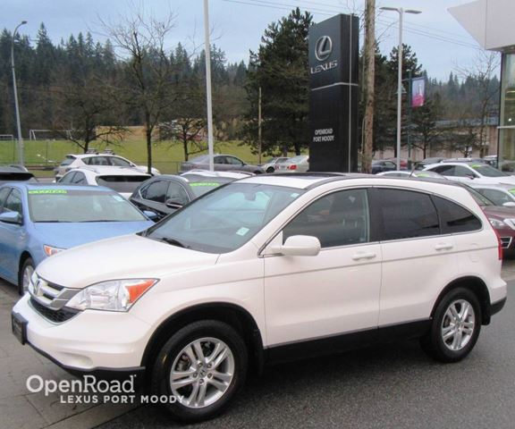 2011 HONDA CR-V EX - Sunroof - Dual Zone Automatic Climate Cont in Port Moody, British Columbia