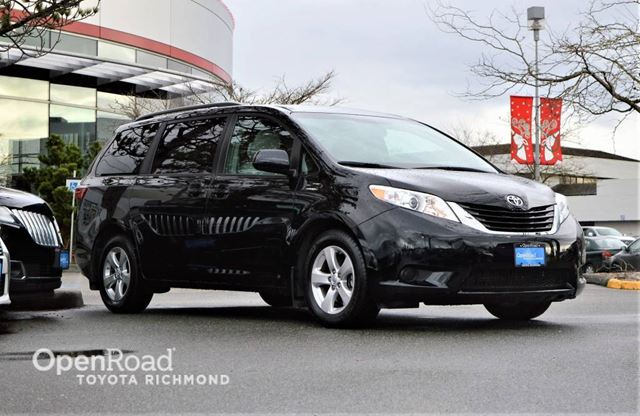 2016 Toyota Sienna LE, JUST ARRIVED! in Richmond, British Columbia