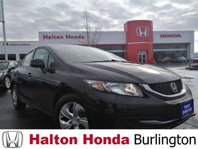 2013 HONDA Civic LX LX|JUST IN!|PICTURES COMING SOON! in Burlington, Ontario