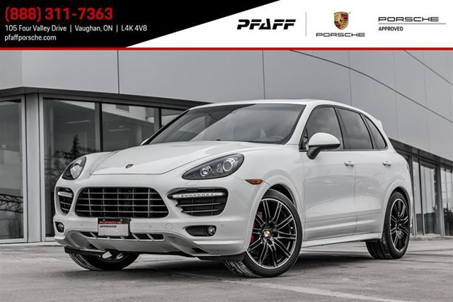 2013 Porsche Cayenne GTS w/ Tip in Woodbridge, Ontario