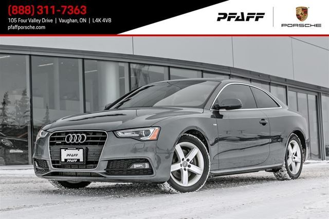 2013 Audi A5 2.0T Premium Plus Tip Qtro Cpe (2) in Woodbridge, Ontario