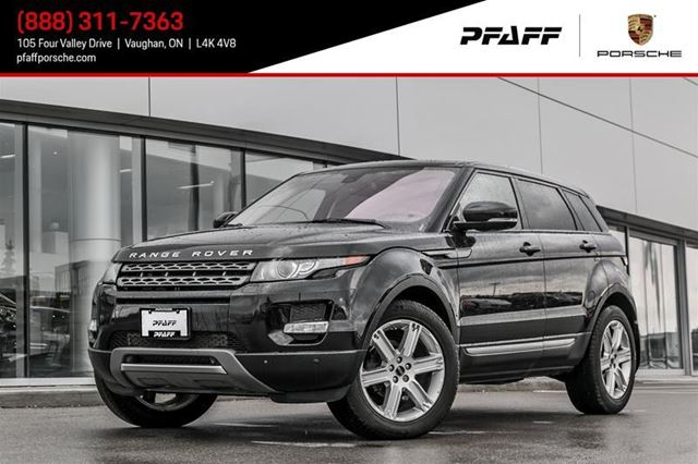 2012 Land Rover Range Rover Evoque Pure in Woodbridge, Ontario