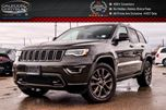 2017 Jeep Grand Cherokee Limited 75th Anniversary Navi Pano Sunroof 4x4 Backup Cam Bluetooth 20Alloy Rims in Bolton, Ontario