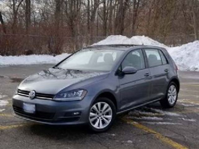 2015 VOLKSWAGEN GOLF 5dr HB  Comfortline ~ See Comments~ in Mississauga, Ontario