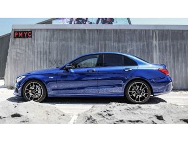 2018 MERCEDES-BENZ C-CLASS C43 AMG 4MATIC LOADED AutoShow Rate Reduction in Mississauga, Ontario